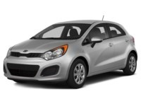 2013 Kia Rio LX+ HATCHBACK W/ECO ***MINT CONDITION!*** Bright Silver Metallic  Shot 2