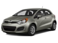 2013 Kia Rio LX+ HATCHBACK W/ECO ***MINT CONDITION!*** Silverstone Beige Pearl  Shot 4