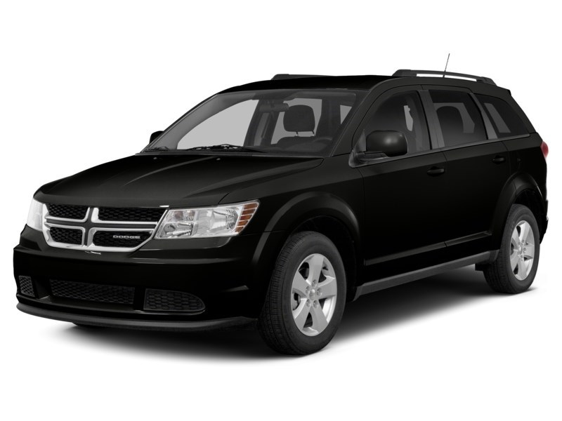 2014 Dodge Journey SE PLUS Pitch Black Clearcoat  Shot 1
