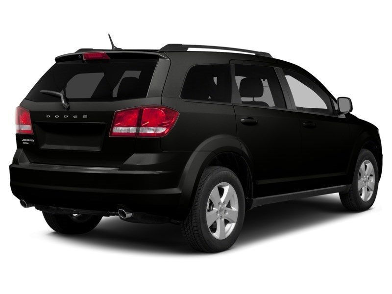 2014 Dodge Journey SE PLUS Pitch Black Clearcoat  Shot 2