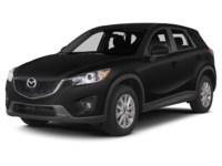 2014 Mazda CX-5 GX Jet Black Mica  Shot 1