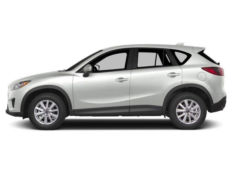 2014 Mazda CX-5 GX Crystal White Pearl  Shot 6