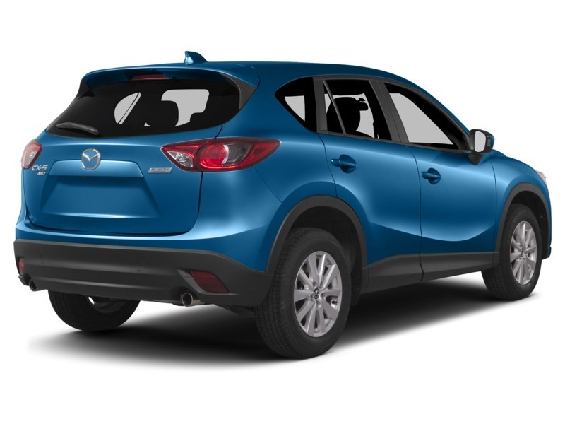 2014 Mazda CX-5 GX Sky Blue Mica  Shot 11