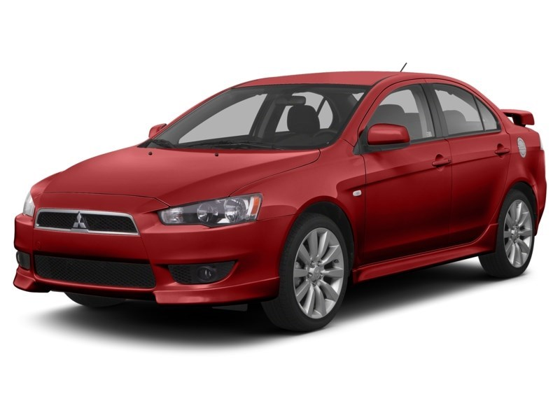 2014 Mitsubishi Lancer SE AWC ****WINTER CLEARENCE**** Rally Red  Shot 10