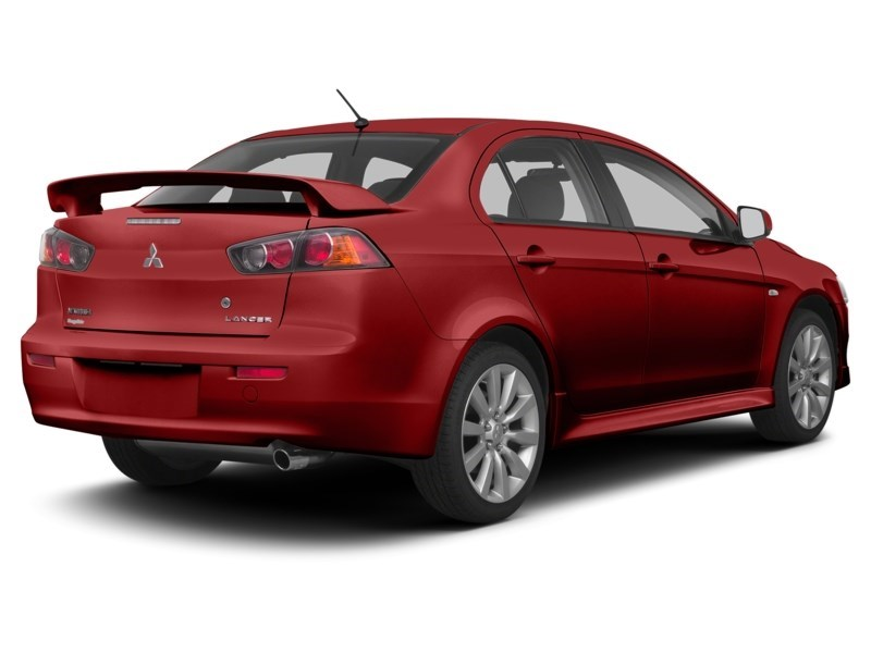 2014 Mitsubishi Lancer SE AWC ****WINTER CLEARENCE**** Rally Red  Shot 11