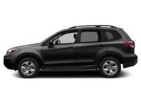 2014 Subaru Forester Forester l AWD l rearview camera l htd power seats Crystal Black Silica  Shot 3
