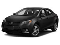 2014 Toyota Corolla LE AUT0 ***MANAGERS SPECIAL*** Black Sand Pearl  Shot 1