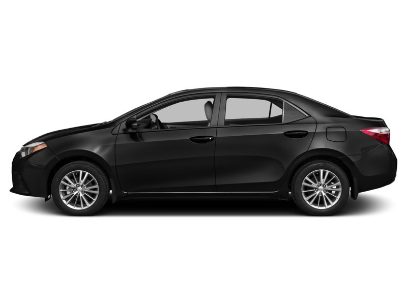 2014 Toyota Corolla LE AUT0 ***MANAGERS SPECIAL*** Black Sand Pearl  Shot 3