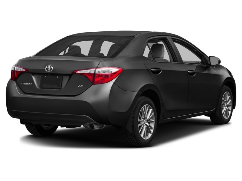 2014 Toyota Corolla LE AUT0 ***MANAGERS SPECIAL*** Black Sand Pearl  Shot 2