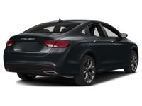 2016 Chrysler 200 S Maximum Steel Metallic  Shot 2