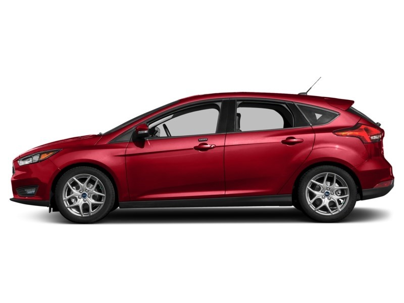 2015 Ford Focus SE Race Red  Shot 6
