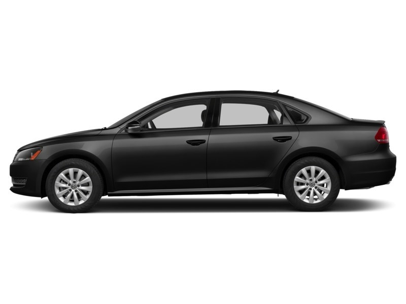 2015 Volkswagen Passat 1.8 TSI Trendline  - Heated Seats - $51.75 /Wk Black  Shot 3
