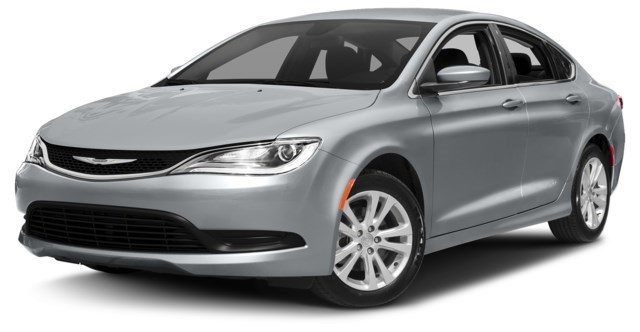 2016 Chrysler 200 Billet Silver Metallic [Silver]