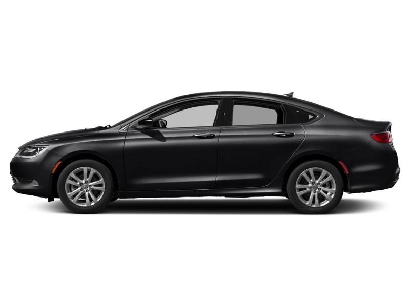 2016 Chrysler 200 Limited Gloss Black  Shot 3