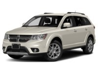 2016 Dodge Journey SXT/Limited White  Shot 1