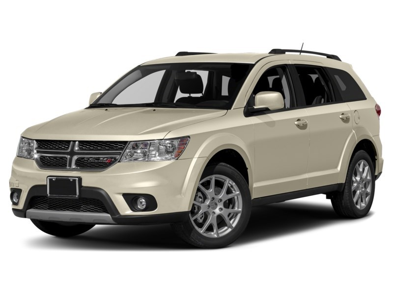 2016 Dodge Journey SXT/Limited Pearl White Tri-Coat  Shot 4