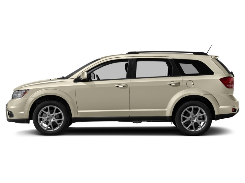 2016 Dodge Journey SXT/Limited Pearl White Tri-Coat  Shot 6