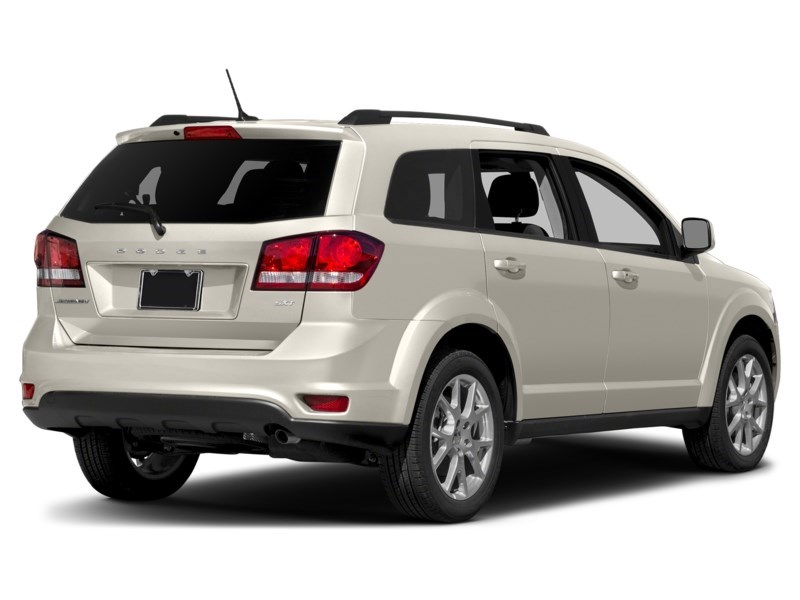 2016 Dodge Journey SXT/Limited White  Shot 2