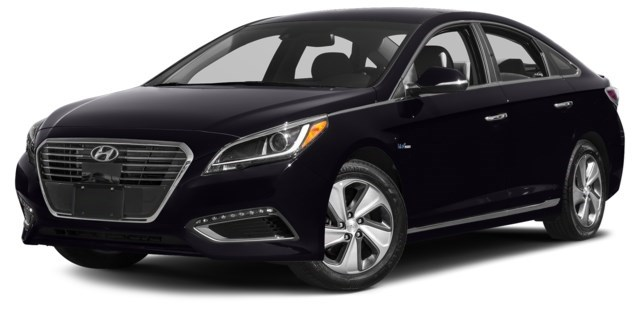 2017 Hyundai Sonata Plug-In Hybrid Phantom Black Pearl [Black]