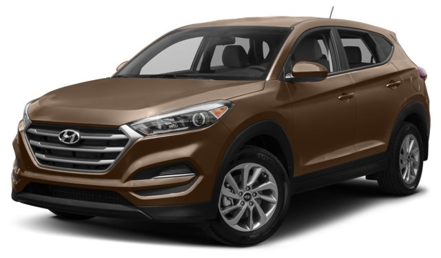 2016 Hyundai Tucson Ruby Wine [Red]
