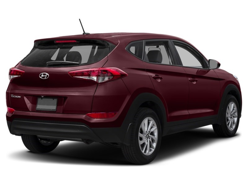 2017 Hyundai Tucson Base Ruby Wine  Shot 2