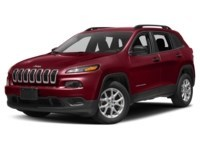2016 Jeep Cherokee Sport Deep Cherry Red Crystal Pearl  Shot 1