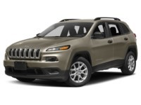 2016 Jeep Cherokee Sport Light Brownstone Pearl  Shot 13