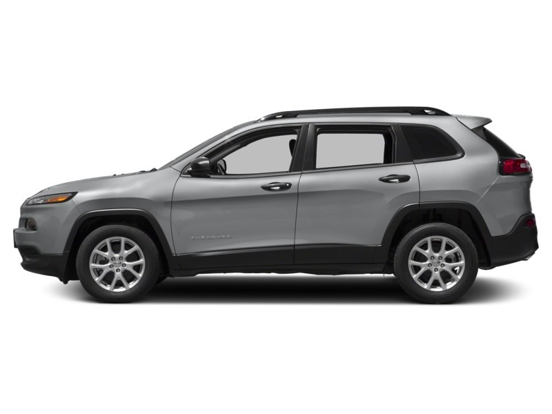 2016 Jeep Cherokee Sport Billet Silver Metallic  Shot 12