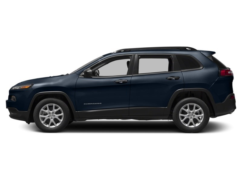 2016 Jeep Cherokee Sport True Blue Pearl  Shot 6
