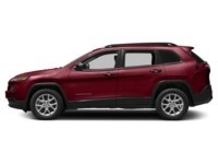 2016 Jeep Cherokee Sport Deep Cherry Red Crystal Pearl  Shot 18