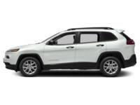 2016 Jeep Cherokee Sport Bright White  Shot 3
