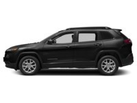2016 Jeep Cherokee Sport Brilliant Black Crystal Pearl  Shot 3