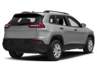 2016 Jeep Cherokee Sport Billet Silver Metallic  Shot 11