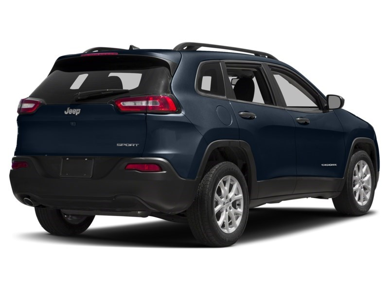 2016 Jeep Cherokee Sport True Blue Pearl  Shot 5