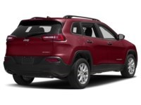 2016 Jeep Cherokee Sport Deep Cherry Red Crystal Pearl  Shot 17