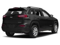 2016 Jeep Cherokee Sport Brilliant Black Crystal Pearl  Shot 2