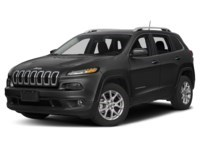 2016 Jeep Cherokee North Brilliant Black Crystal Pearl  Shot 1