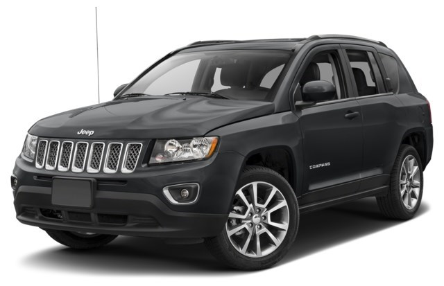 2015 Jeep Compass Granite Crystal Metallic [Grey]