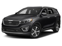 2018 Kia Sorento 3.3L EX Ebony Black  Shot 1