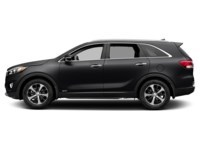 2018 Kia Sorento 3.3L EX Ebony Black  Shot 3