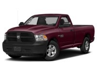 2016 RAM 1500 ST Red Pearl  Shot 1