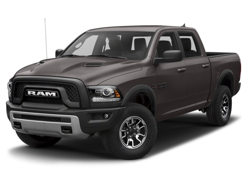 2018 RAM 1500 Rebel Granite Crystal Metallic  Shot 1