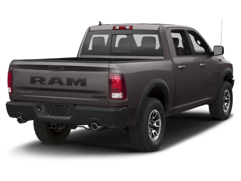 2018 RAM 1500 Rebel Granite Crystal Metallic  Shot 2