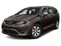 2018 Chrysler Pacifica Hybrid Touring Plus Dark Cordovan Pearl  Shot 1