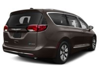 2018 Chrysler Pacifica Hybrid Touring Plus Dark Cordovan Pearl  Shot 2