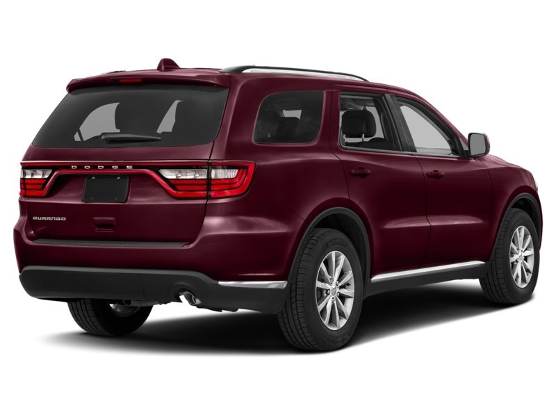 2017 Dodge Durango GT  - Leather Seats -  Bluetooth - $134.11 /Wk Octane Red  Shot 5