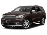 2017 Dodge Durango AWD Citadel Fully Loaded Luxury Brown Pearl  Shot 13