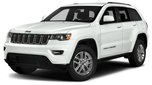 2018 Jeep Grand Cherokee Bright White [White]