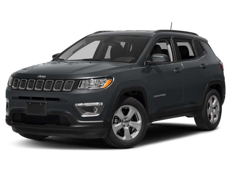 2018 Jeep Compass Limited Granite Crystal Metallic  Shot 1
