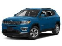 2018 Jeep Compass Limited Laser Blue Pearl  Shot 25